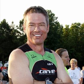 Kevin Kelly participates in Hot Springs Village triathlon_4733686228028771565