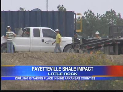 Fayetteville Shale impact_159180235455940212