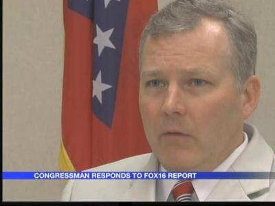 Congressman responds to Fox16 cell phone report_1243618363437960890