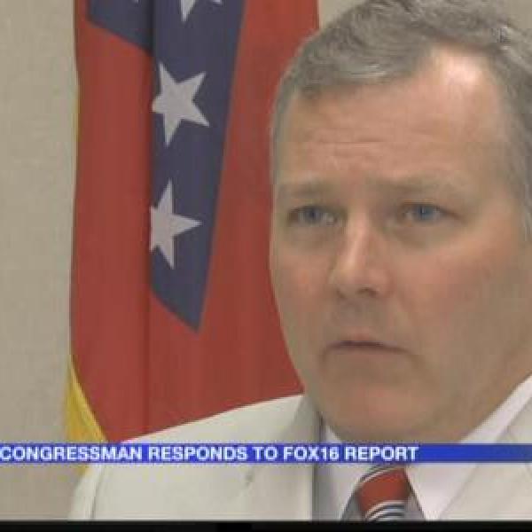 Congressman responds to Fox16 cell phone report_1243618363437960890