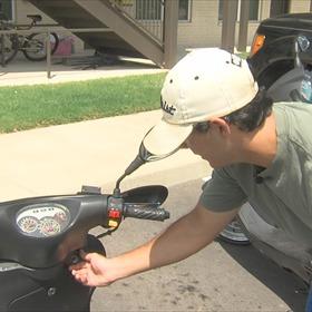 Garrett Bock after getting his stolen scooter back_-7477399623448704731