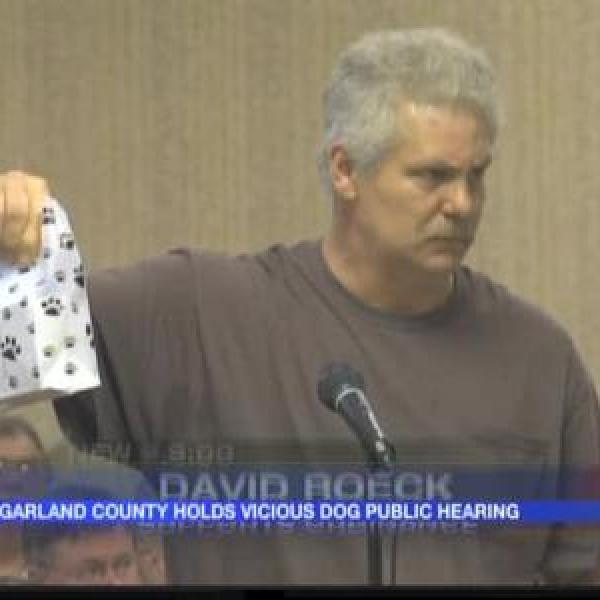 Garland City leaders ponder vicious dog ordinance_-3908201609331783059
