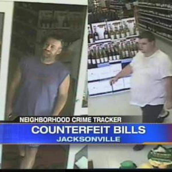 Counterfeit bills in Central AR_-4372460378036024913