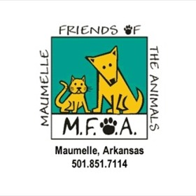 Maumelle Friends of the Animals Logo_-8103681849039106739