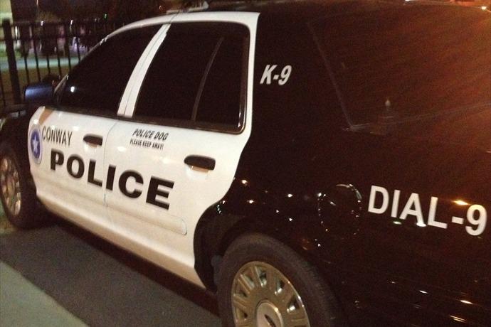 Conway Police Car_-9127583690850742470