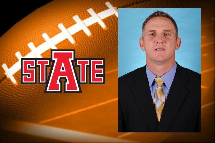 Blake Anderson New A-State Head Football Coach_-8493575662851373524
