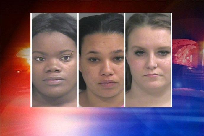 Police say Darreon Jordan, Tammie Curtis, and Deborah Dubois _6179078801130668855