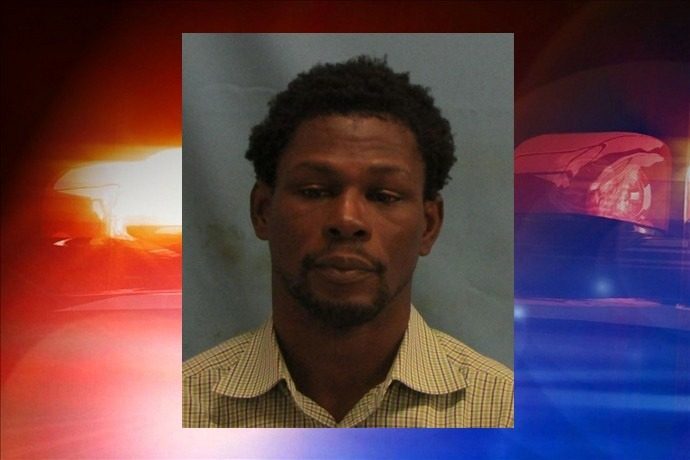 Jermain Taylor's most recent mug from Pulaski Co. Jail (Jan. 21)_-797404126086673674