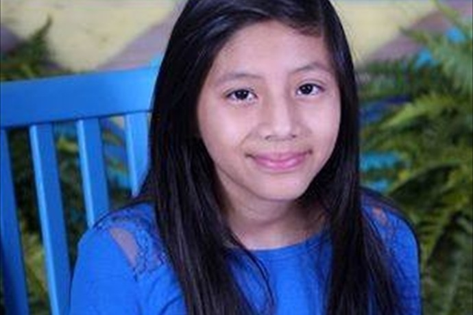 Jazmin Hernandez, 12, was a seventh grader at Kirby Schools._-3949056725206613890