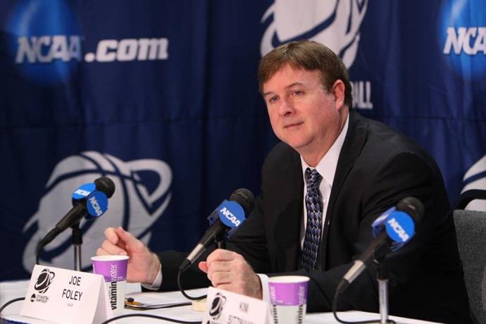 Coach Joe Foley (ualrtrojans.com)_-7334215807782728724