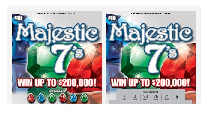 Majestic 7's lottery game_-6703529486771731853