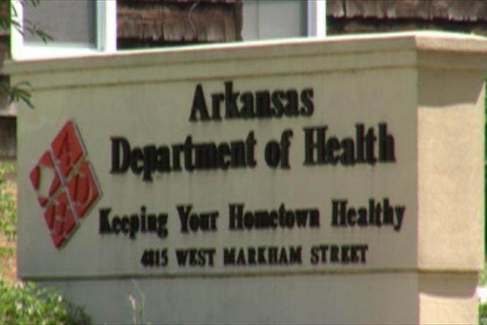Arkansas Department of Health _5338360826610860390