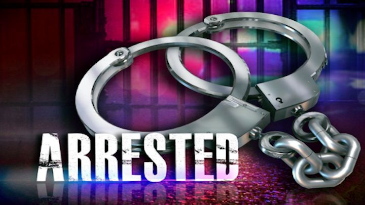 arrested generic image