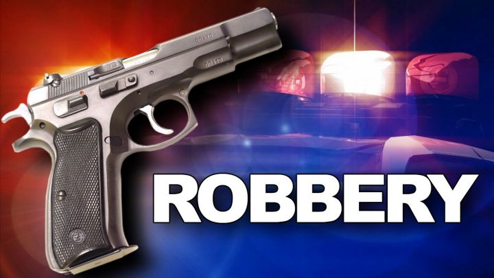 Robbery Generic with handgun and text