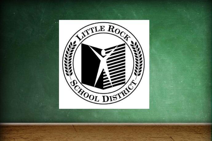 Little Rock School District Logo on Chalkboard Background_-1679510138362574966-118809306