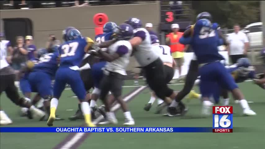 Ouachita Baptist vs. Southern Arkansas