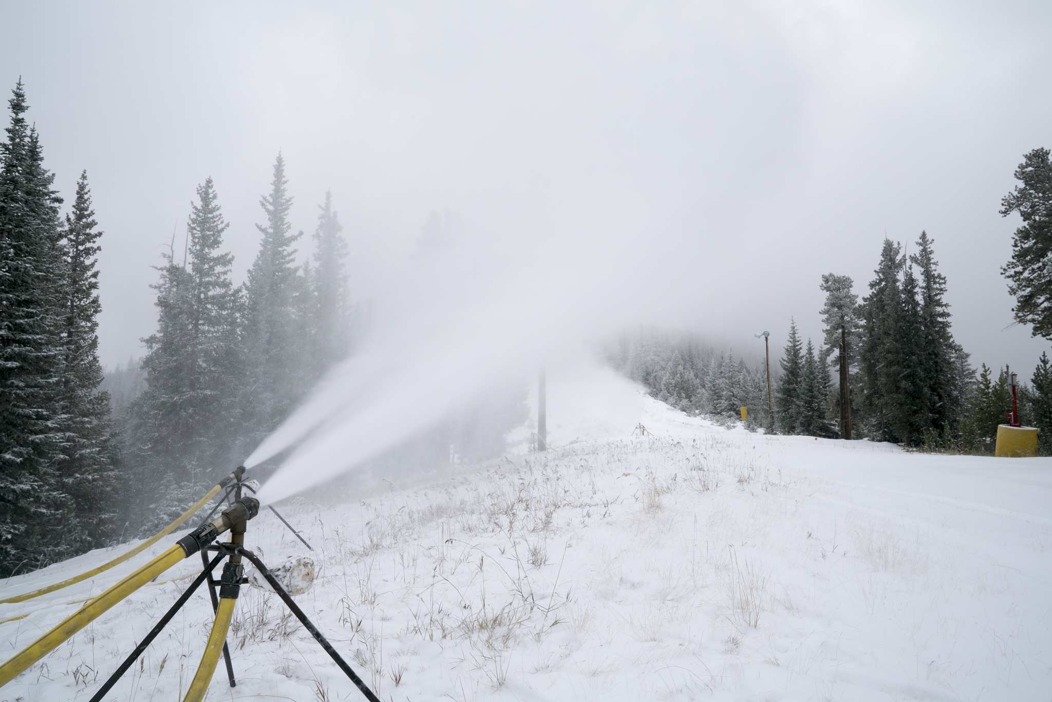 keystone snow_328306