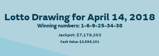$7 million winning lottery ticket sold at Cripple Creek casino