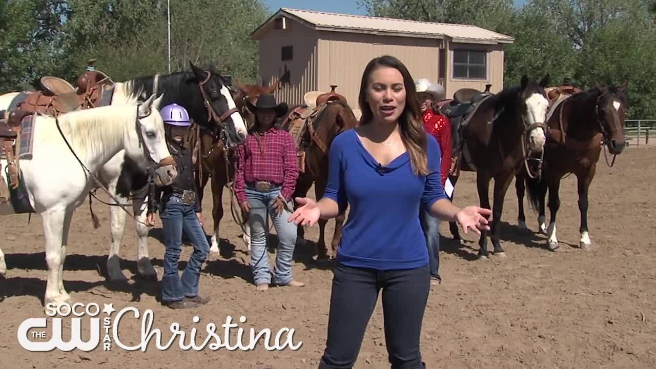 Challenge Christina: Fountain Riding and Roping Club