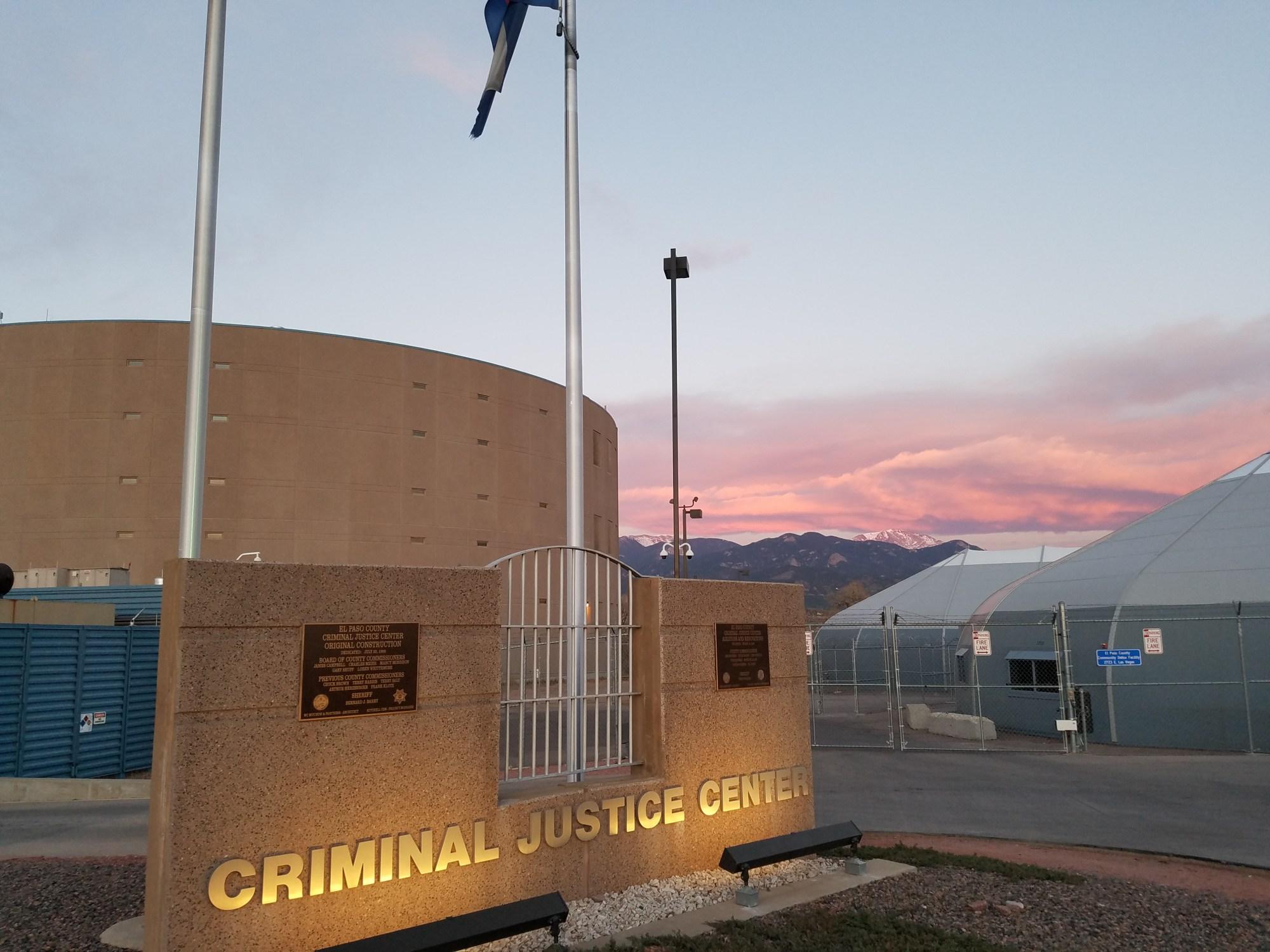 criminal justice center - el paso county jaily