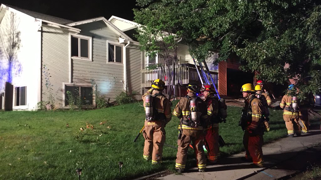 Investigators: Colorado Springs garage fire was caused by