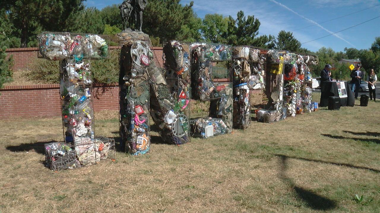 Pikes Peak Litter Letter Project