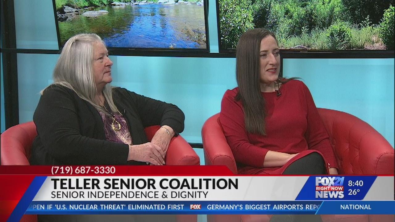 Give! 2018: Teller Senior Coalition