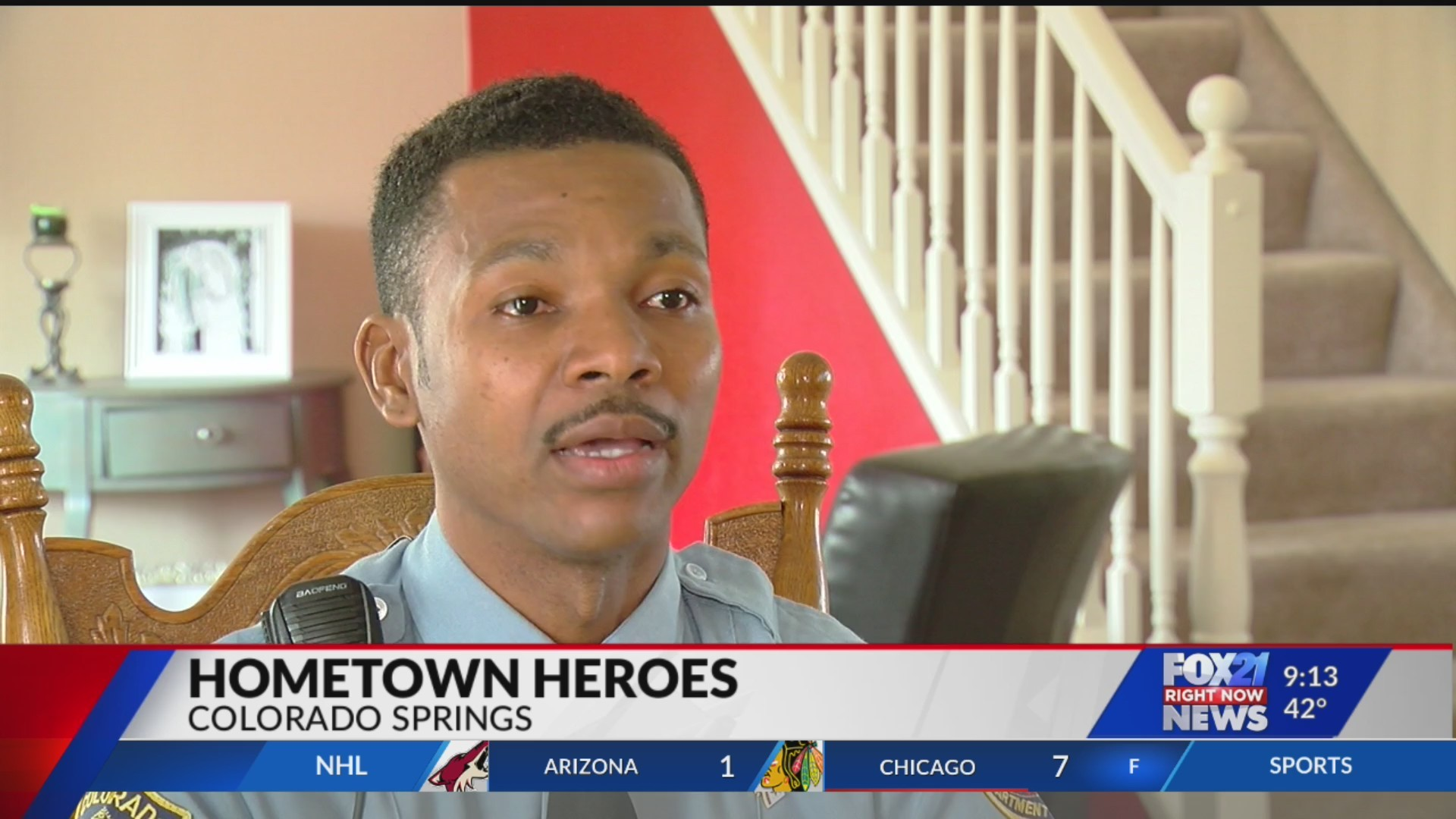 Hometown Heroes: Man risks his life to save others