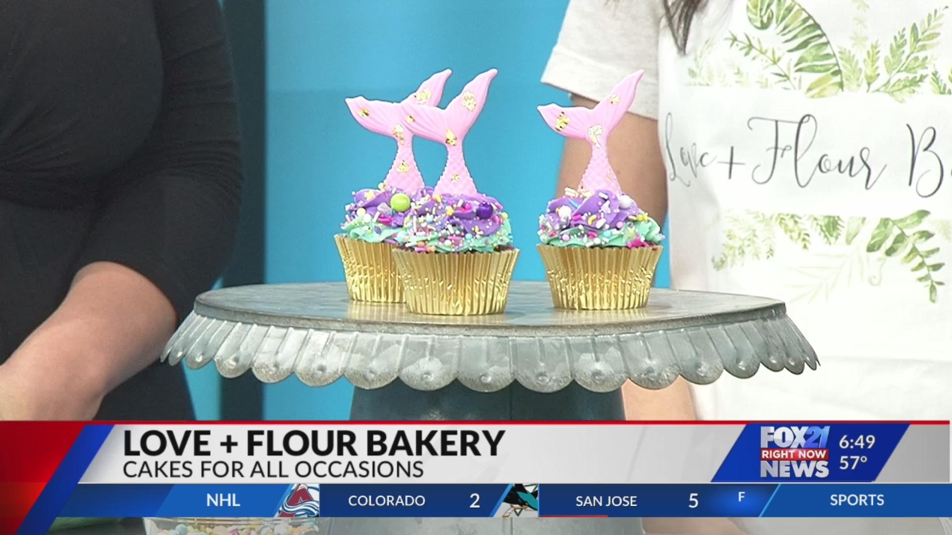 Love + Flour Bakery Part 1