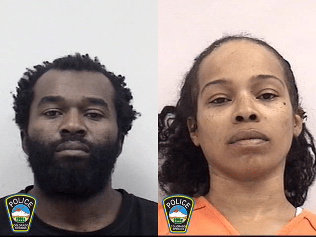 DoriunThompson and Kyasha TisdaleColorado Springs Police Department