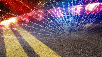 accident rollover crash graphic