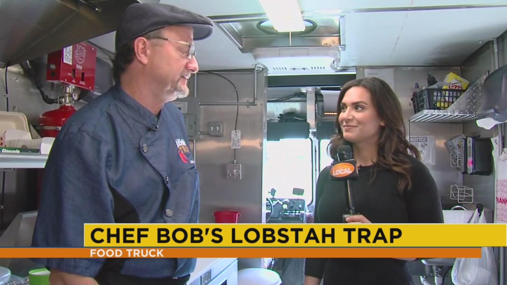Chef Bob's Lobstah Trap