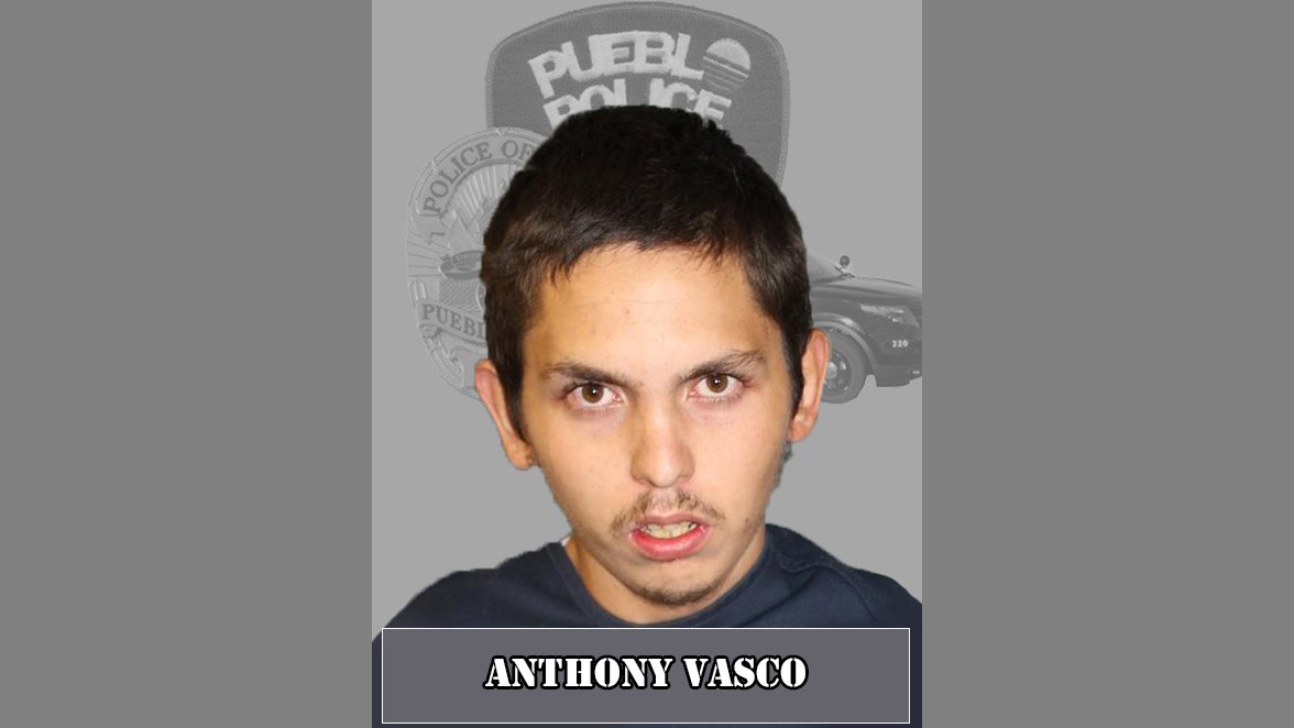 Anthony Vasco / Pueblo Police Department