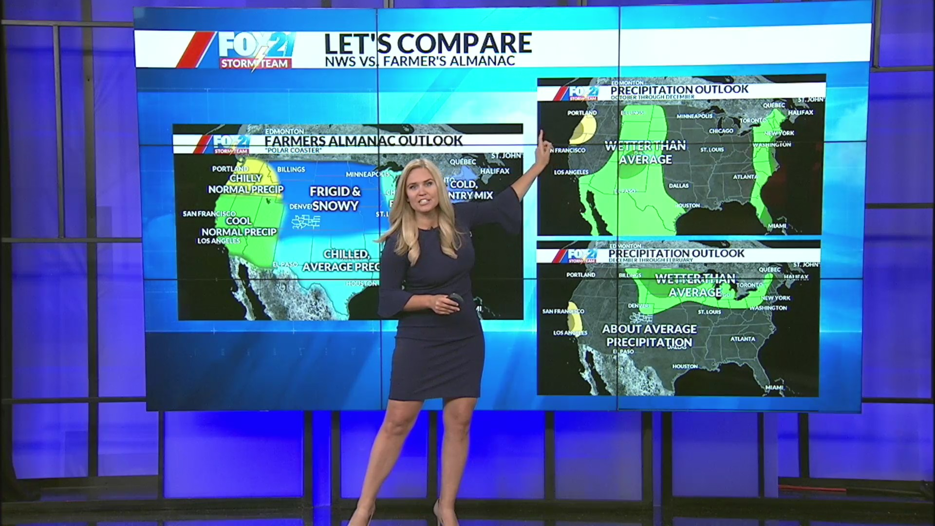Weather | FOX21News com
