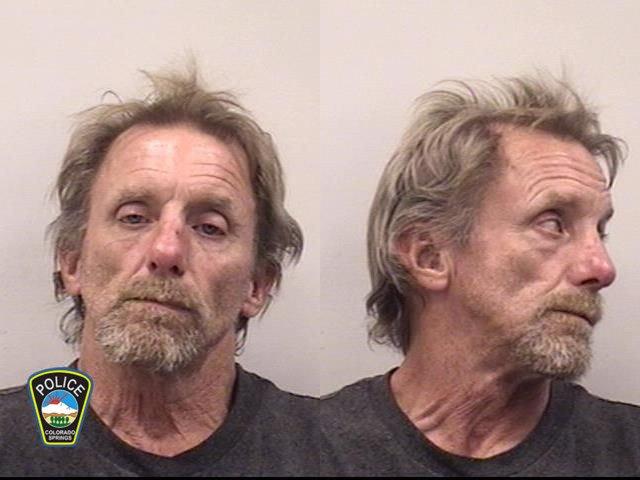 Jay Michel / Colorado Springs Police Department