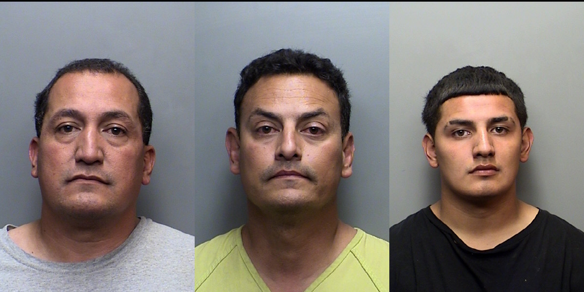 3 men accused of assaulting ranger at northern Colorado