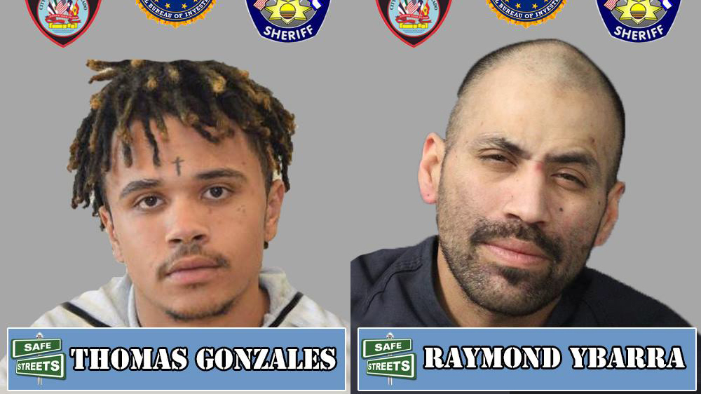 Thomas Gonzales and Raymond Ybarra / Pueblo Police Department