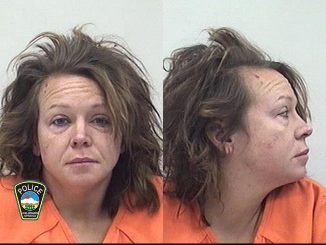 Crystal Grondahl / Colorado Springs Police Department