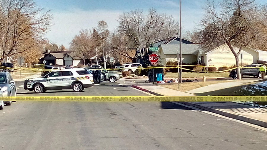 A child died after being hit by an SUV outside of Lopez Elementary School in Fort Collins on Tuesday morning. / Photo courtesy KDVR