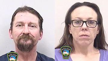 Brian McDevitt Sr. and Stephanie Quirarte / Colorado Springs Police Department