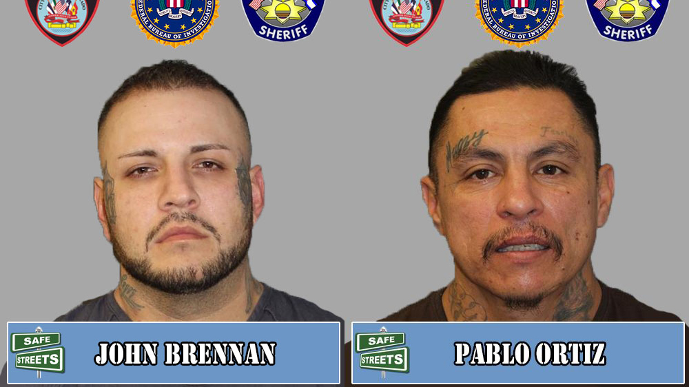 John Brennan and Pablo Ortiz / Pueblo Police Department