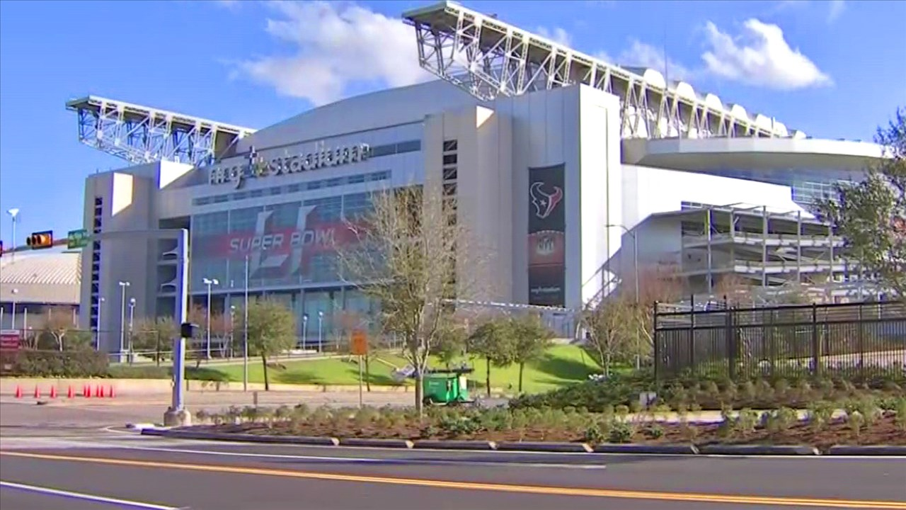 NRG Stadium Houston Texans