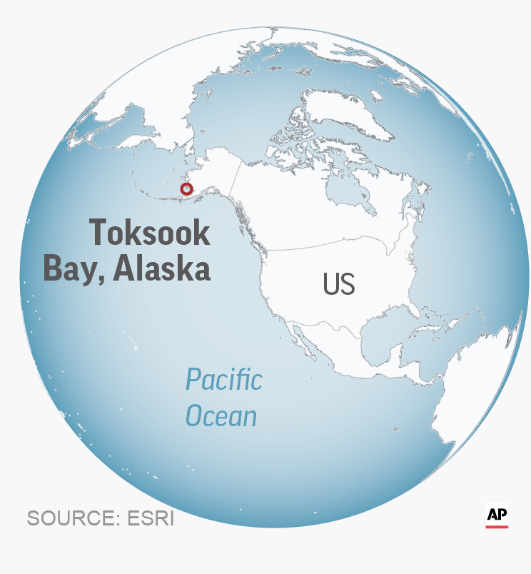 On the edge of America, census begins in a tiny Alaska town ...