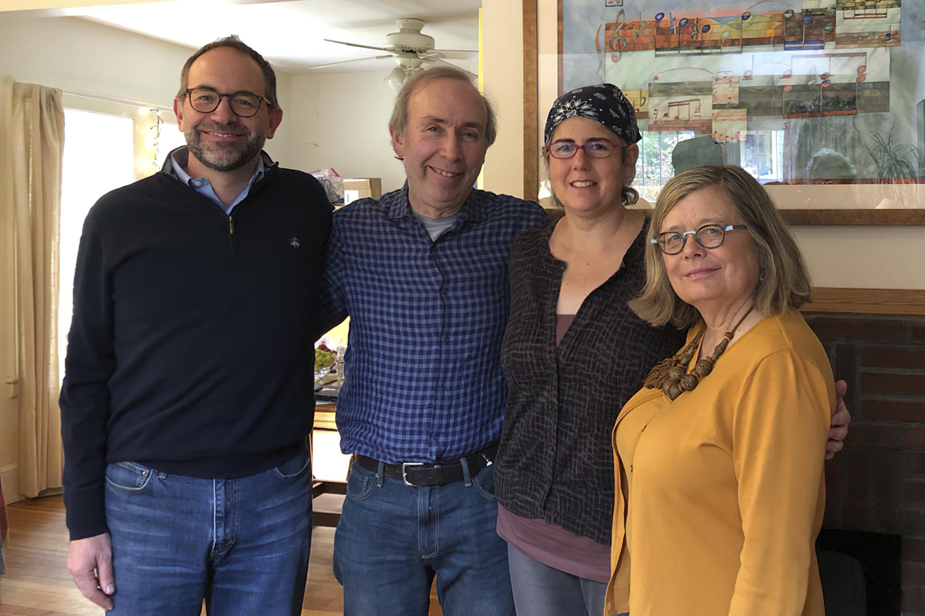 Rachel Zoll, Brian J. Carovillano, Jerry Schwartz, Sarah L. Nordgren