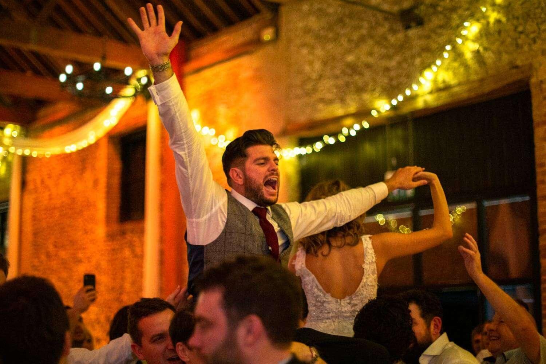 The very best wedding dj in essex