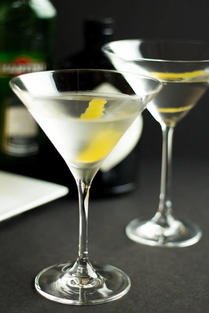 The Perfect Martini - Fox and Briar