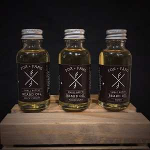 Classic Collection Beard Oil Combo- Fox + Fang Beard Co.