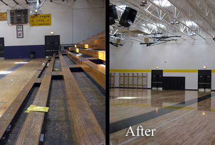 Renovation of Collins Academy High School Completed  Fox