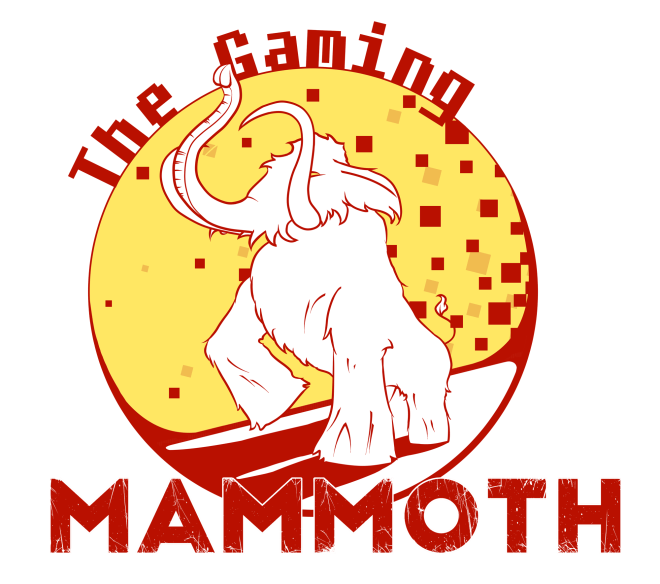 Gaming Mammoth Livestream Charity Logodesign Gamer Games
