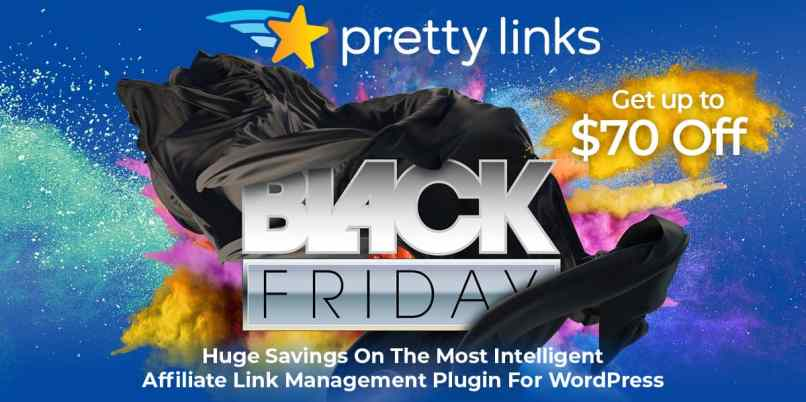 Pretty Links Pro Black Friday deals and discounts